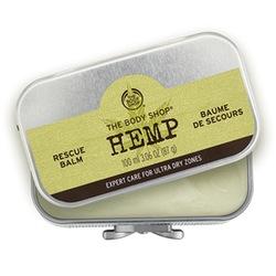 hemp, the body shop