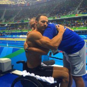 Παραολυμπιακοί Αγώνες 2016: Το μήνυμα του Αντώνη Τσαπατάκη μετά τον τελικό κολύμβησης στο Ρίο