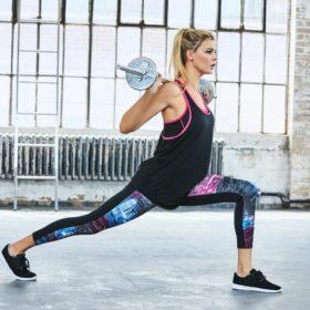 Η πιο stylish fitness συλλογή έχει την υπογραφή της Calzedonia