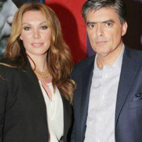 Τατιάνα Στεφανίδου: Οι over the knee μπότες που φόρεσε σε βόλτα της με τον Νίκο Ευαγγελάτο