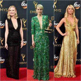 2016 Emmy Awards: Δείτε όλα τα looks από το κόκκινο χαλί