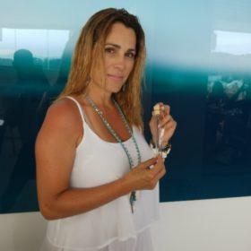 Η Τζένη Μπότση λατρεύει τα Angelo di Spirito Rosa