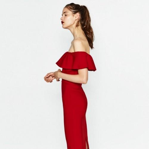 de8faa2bcbcf Shop it! 10 φορέματα Zara που μπορείτε να φορέσετε στους χειμερινούς ...