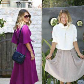 Μαρία Ηλιάκη: Τα πέντε stylish φθινοπωρινά looks που ξεχωρίσαμε στο site της