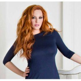 Αντίο ginger hair! Δείτε τη Σίσσυ Χρηστίδου με κατάξανθα μαλλιά