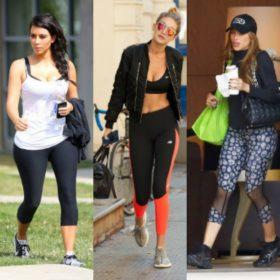Βαριέστε τη γυμναστική; 7 πασίγνωστες celebrities αποκαλύπτουν την αγαπημένη τους μέθοδο