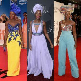 Mama Africa: Δεκαπέντε φορές που η Lupita Nyong'o «έφερε» την αφρικανική ήπειρο στο κόκκινο χαλί