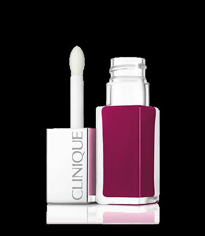 Clinique Pop™ Lacquer Lip Colour + Primer, peace pop