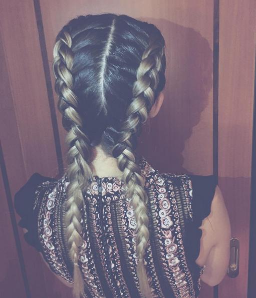 demy, braids, boxer