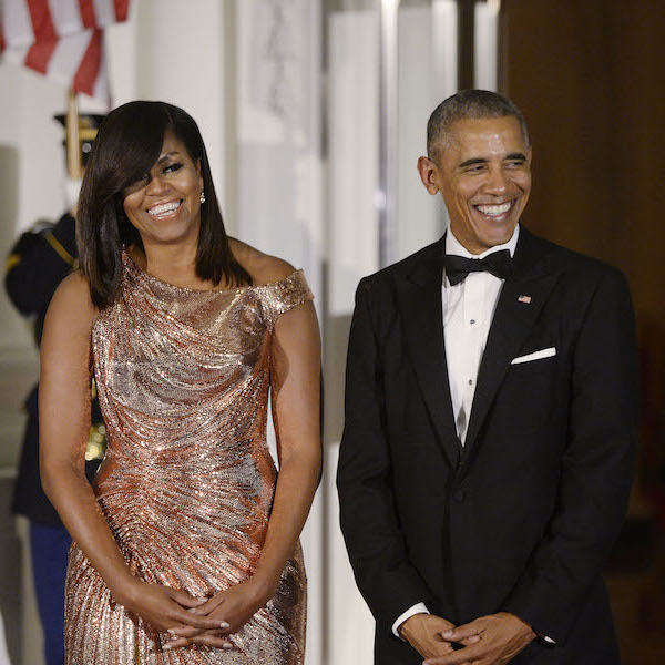President Barack Obama and First Lady Michelle Obama host a State Dinner in honor of PM Matteo Renzi of Italy.