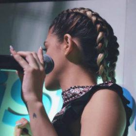 Δείτε την αλλαγή που έκανε η Demy στα μαλλιά της!