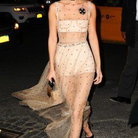 H Bella Hadid με Dior