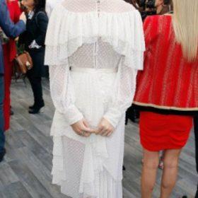 H Katy Perry με Rodarte