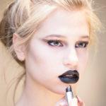 mauro kragion, black lips, vamp, vampy lips