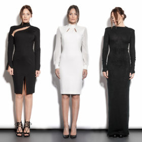 Βρήκαμε τα πιο ωραία φορέματα από τη συλλογή της Υβόννης Μπόσνιακ