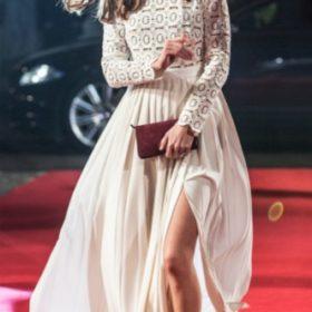 Η Kate Middleton με Self Portrait