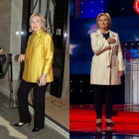Hillary Clinton: 35 φωτογραφίες που αποτυπώνουν το πολύχρωμο στιλ της υποψήφιας προέδρου της Αμερικής