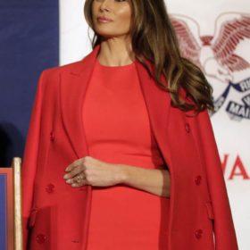 Melania Trump: Το στιγμιότυπο της Πρώτης Κυρίας των ΗΠΑ με τον Τζάστιν Τριντό που έχει γίνει viral