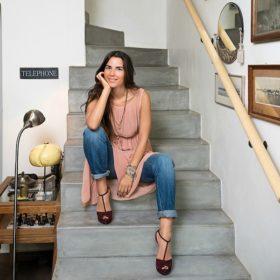 Έχουμε ερωτευτεί το υπέροχο, country chic σπίτι της σχεδιάστριας της Madame Shou Shou