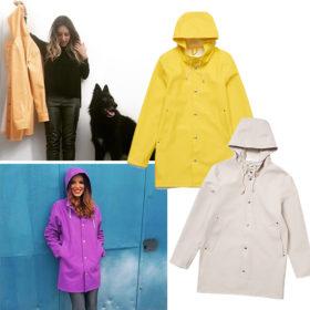 Βρήκαμε τα raincoats που επιλέγουν οι celebrities και θέλετε να αποκτήσετε