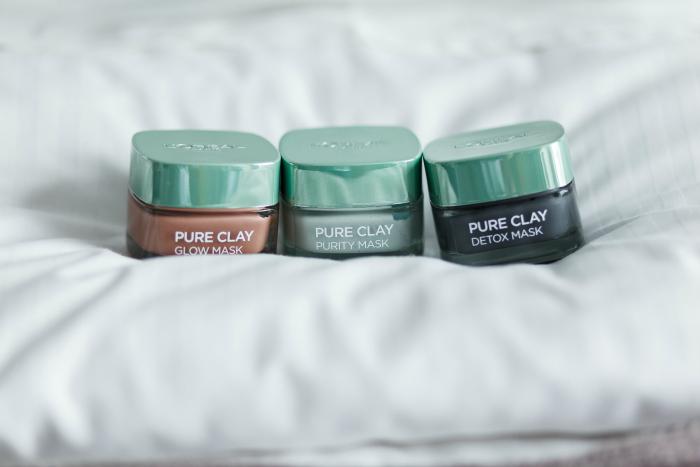 pure clay masks
