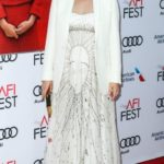 natalie portman, dior, AFI FEST 2016 - Screening Of Fox Searchlight Pictures' 'Jackie' held at the TCL Chinese Theatre IMAX , mosaic, look of the day