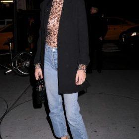 Η Alexa Chung με Dior