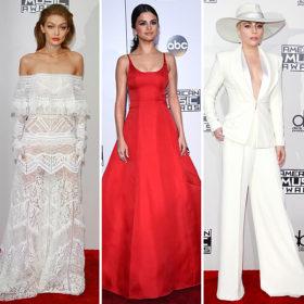 AMA'S 2016: Δείτε όλες τις εμφανίσεις από το πιο εντυπωσιακό red carpet της σεζόν