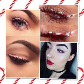 Αυτό είναι το πιο yummy trend των Χριστουγέννων στο μακιγιάζ! Θα το τολμήσετε;