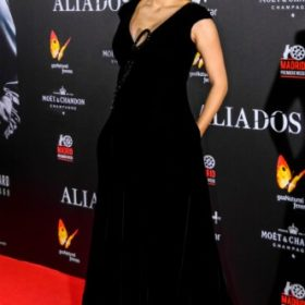 H Marion Cotillard με Armani Prive