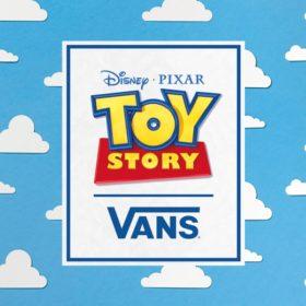 Vans X Toy Story Collection: Η συλλογή που περιμέναμε επιτέλους κυκλοφορεί!
