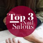 top-3 nail salons