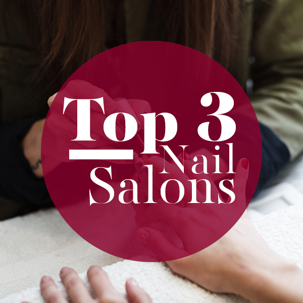 top-3 nail salons