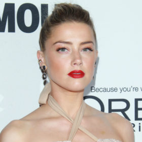 Αντίο μακριά μαλλιά της Amber Heard! Η ηθοποιός υιοθέτησε την τάση της σεζόν