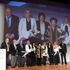 Τα Ελληνικά Βραβεία L'Oréal-Unesco τίμησαν τις γυναίκες στην επιστήμη