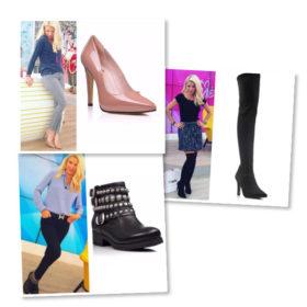 Αυτά είναι τα αγαπημένα παπούτσια της Ελένης Μενεγάκη