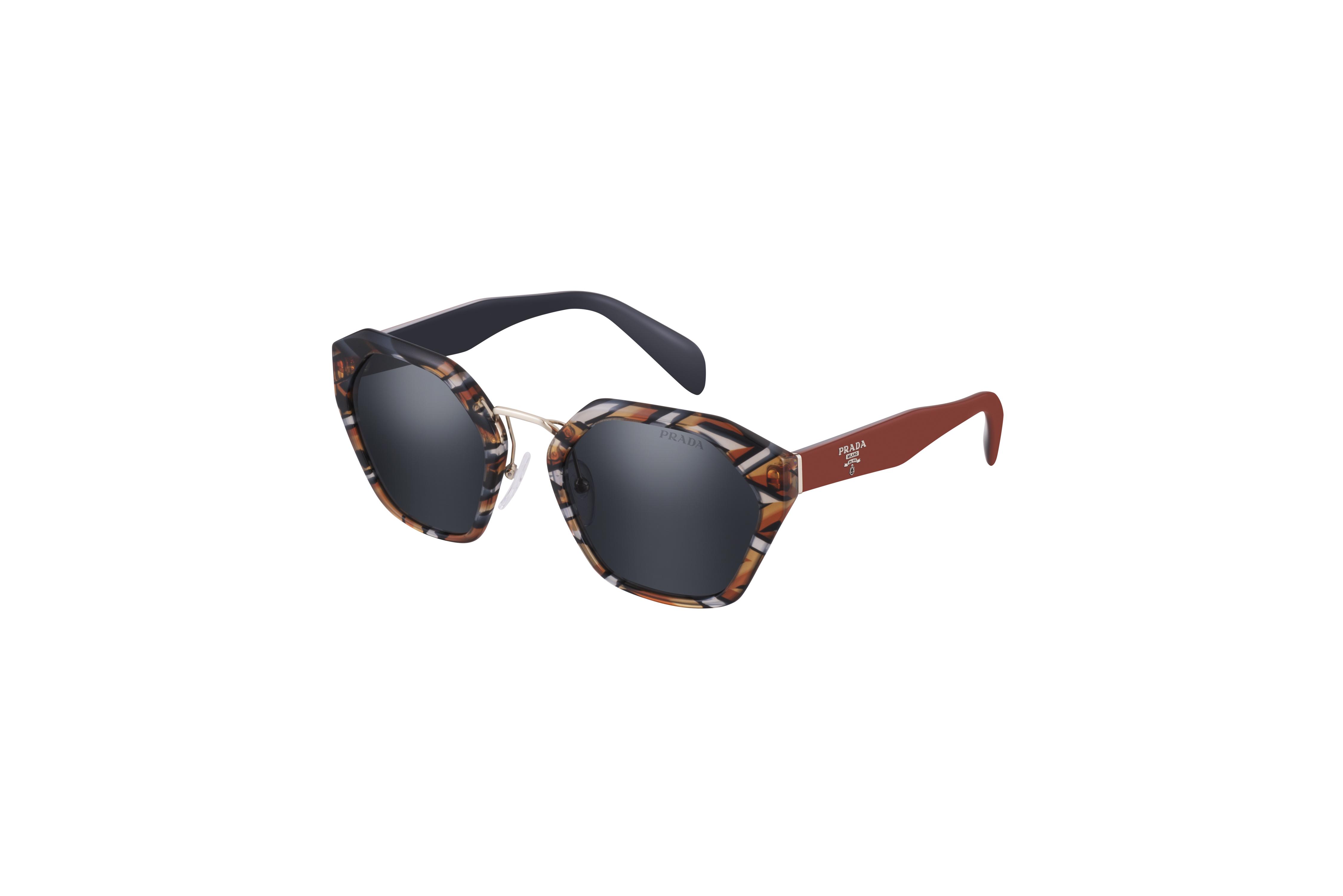 6b9ddc96fe Σ  αυτές τις γιορτές το πιο ωραίο δώρο είναι τα γυαλιά ηλίου Prada ...