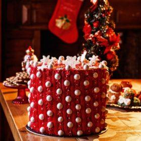 Μάθαμε για εσάς την συνταγή για την πιο ωραία χριστουγεννιάτικη τούρτα από το Cap Cap