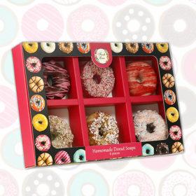 Xmas Gifts: Μπορεί να είναι yummy αλλά αυτά τα donuts.. δεν τρώγονται!