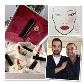 Μάθαμε όλες τις λεπτομέρειες για τα beauty looks στο fashion show του Δημήτρη Πέτρου