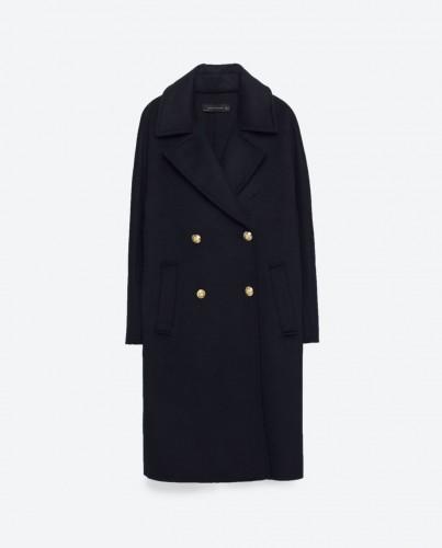 Βρήκαμε τα πιο ωραία παλτό από τα Zara – Πόσο κοστίζουν  - Μόδα ... 66cad2c5af4