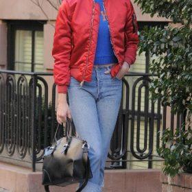 H Karlie Kloss με Alexander McQueen