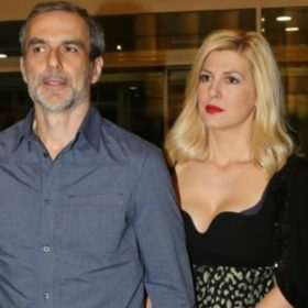 Ράνια Θρασκιά και Ανδρέας Φωτόπουλος: Δείτε φωτογραφίες από το εντυπωσιακό σπίτι τους