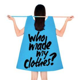 Ποιος φτιάχνει τα ρούχα μας; Ένα workshop που δεν πρέπει να χάσετε!