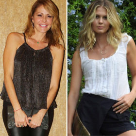 Τζένη Μπαλατσινού – Αμαλία Κωστοπούλου: Είναι ολόιδιες με πλατινέ ξανθά μαλλιά!