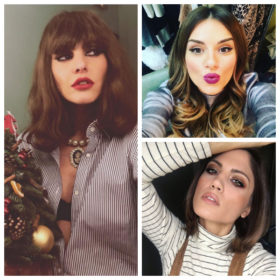 Πρωτοχρονιάτικο Ρεβεγιόν: Οι Ελληνίδες celebrities σας δίνουν έμπνευση για το πιο εορταστικό μακιγιάζ