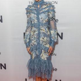 H Nicole Kidman με Erdem