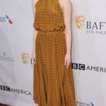 Celebrities arrive at The BAFTA Tea Party held at the Four Seasons Hotel Los Angeles in Beverly Hills, California, USA. Pictured: Emma Stone Ref: SPL1418293 070117 Picture by: AdMedia / Splash News Splash News and Pictures Los Angeles: 310-821-2666 New York: 212-619-2666 London: 870-934-2666 photodesk@splashnews.com