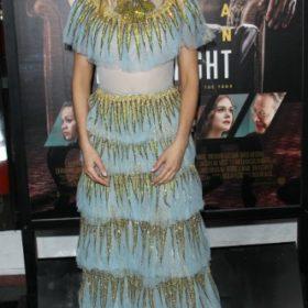 Η Sienna Miller με Gucci