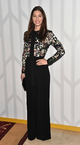 mosaic, jessica biel, 332x600, look of the day